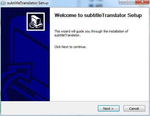 subtitle translator截图
