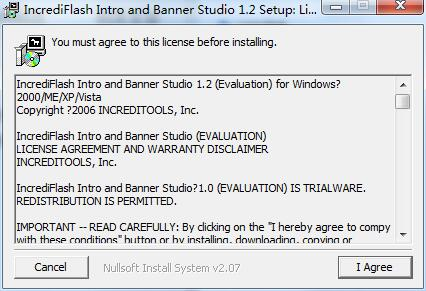 IncrediFlash Intro and Banner Studio截图