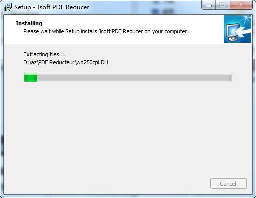 Jsoft.fr PDF Reducer截图