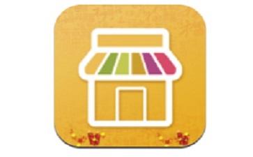 中国超市网段首LOGO