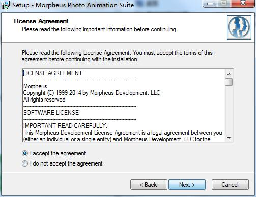Morpheus Photo Animation Suite截图