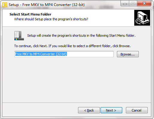Free MKV to MP4 Converter截图