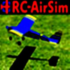 遥控飞机飞行模型模拟器