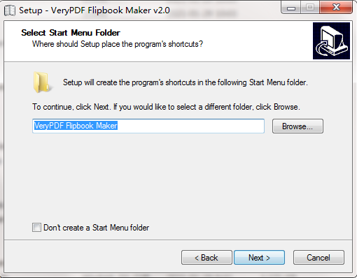 VeryPDF Flipbook Maker截图