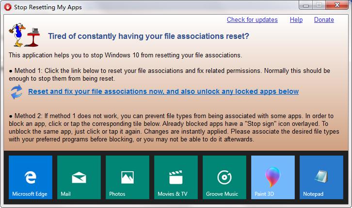 Stop Resetting My Apps截图1