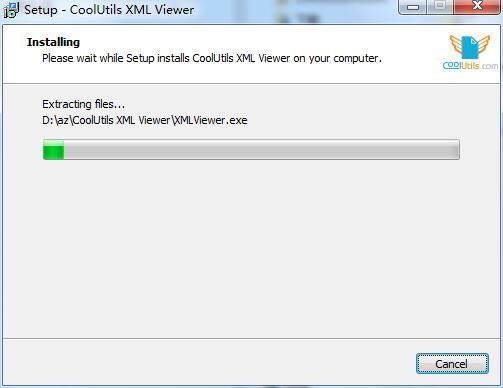 Coolutils XML Viewer截图