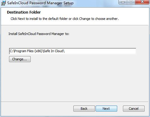 SafeInCloud密码管理器截图
