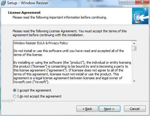 Window Resizer截图