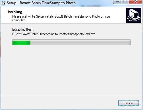 Boxoft TimeStamp to Photo截图