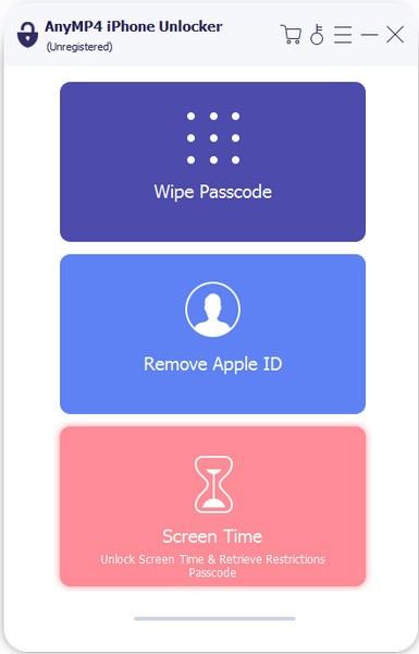 AnyMP4 iPhone Unlocker
