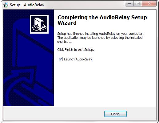 AudioRelay截图