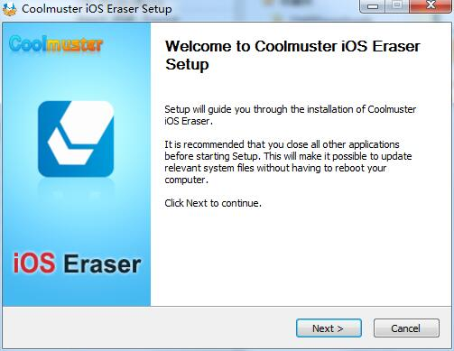 Coolmuster iOS Cleaner截图