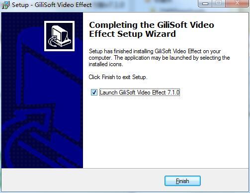 GiliSoft Video Effect截图