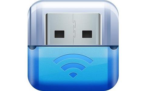 ourlink USB无线网卡驱动段首LOGO