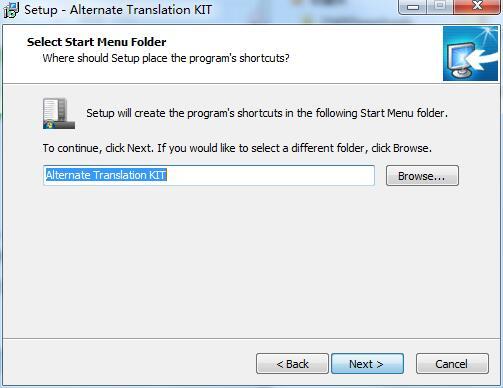 Alternate Translation KIT截图