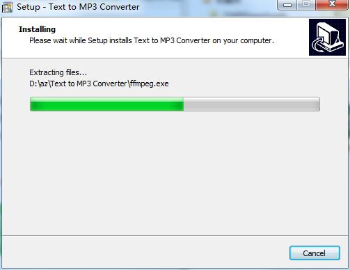Text to MP3 Converter截图