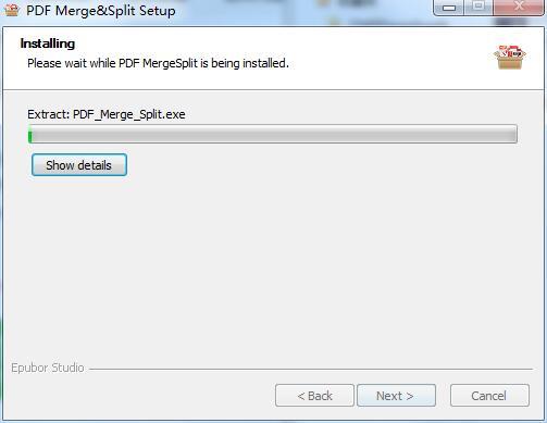 Epubor PDF Merger & PDF Splitter截图
