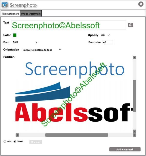 abelssoft Screenphoto截图1