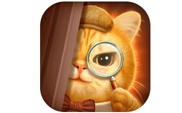 橘猫侦探社段首LOGO