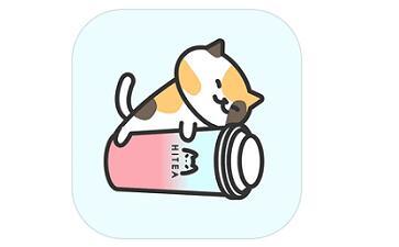 网红奶茶店段首LOGO