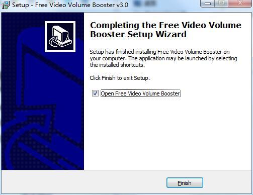 Free Video Volume Booster截图