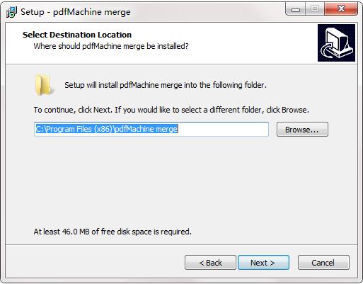 pdfMachine merge截图