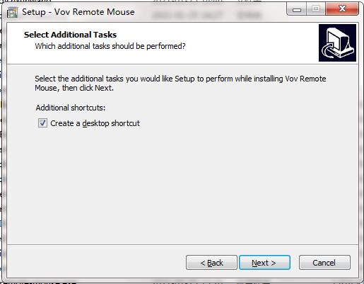 Vov Remote Mouse截图