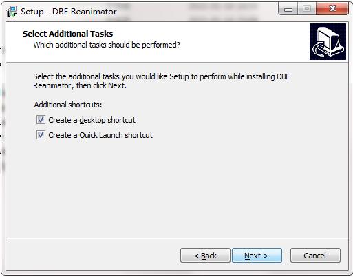 DBF Reanimator截图