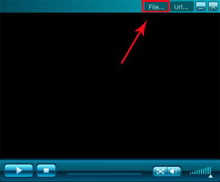 FLV视频播放器截图1