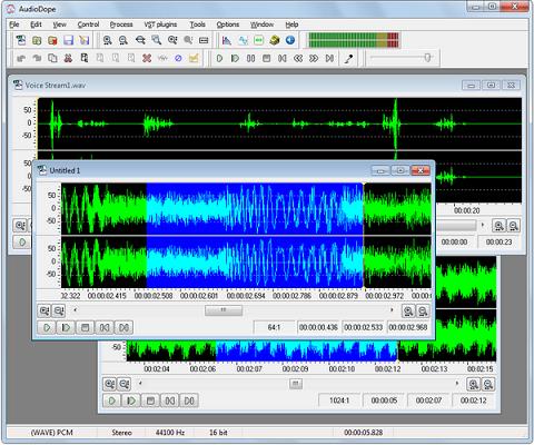 Audiodope截图