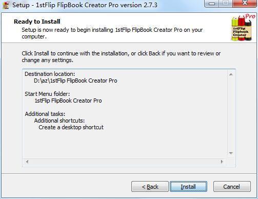 1stFlip FlipBook Creato截图
