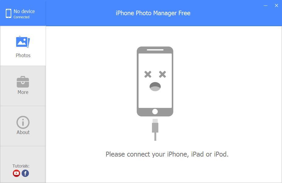 iPhone Photo Manager Free截图1