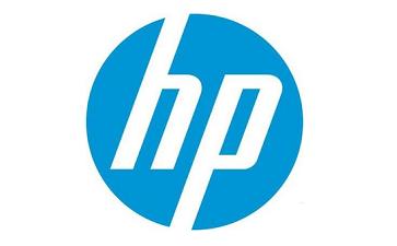 惠普HP万能打印机驱动段首LOGO