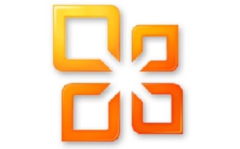 Microsoft Office XP段首LOGO