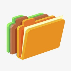 Windows7彩色文件夹