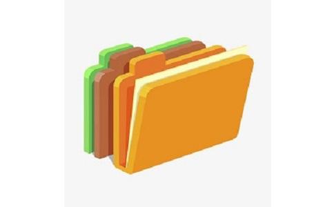 Windows7彩色文件夹段首LOGO