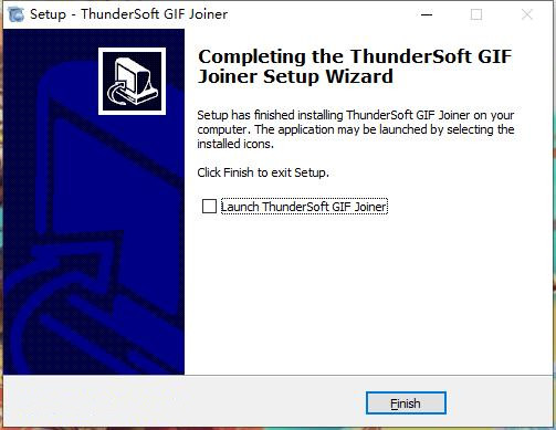 ThunderSoft GIF Joiner截图