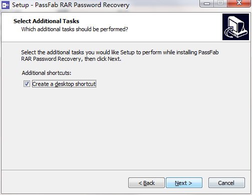 PassFab rar Password Recovery截图
