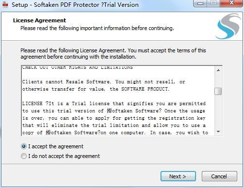 Softaken PDF Locker截�D