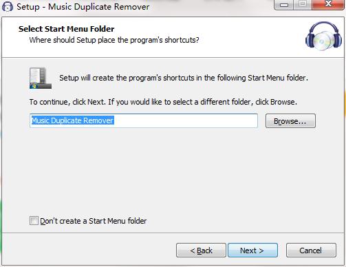 Music Duplicate Remover截图