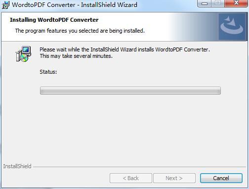 WordtoPDF Converter截图