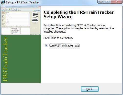 FRSTrainTracker截图