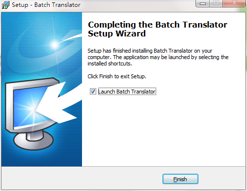 Vovsoft Batch Translator截图