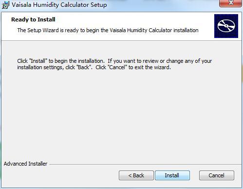 Vaisala Humidity Calculator截图