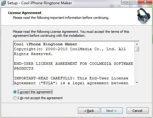 Cool iPhone Ringtone Maker截图