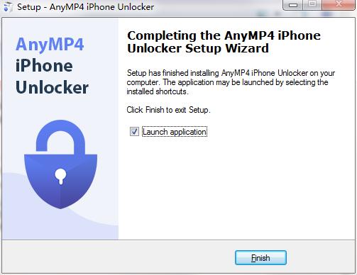 AnyMP4 iPhone Unlocker截图