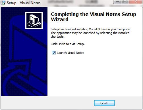 VovSoft Visual Notes截图