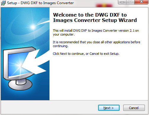 3nity DWG DXF to Images Converter截图