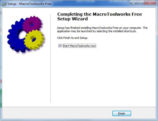 Pitrinec Macro Toolworks Professional截图