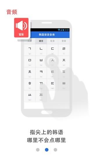 疯狂韩语发音